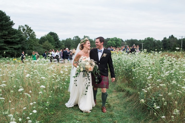 17 Outdoor Wedding, by Leah Fisher Photography