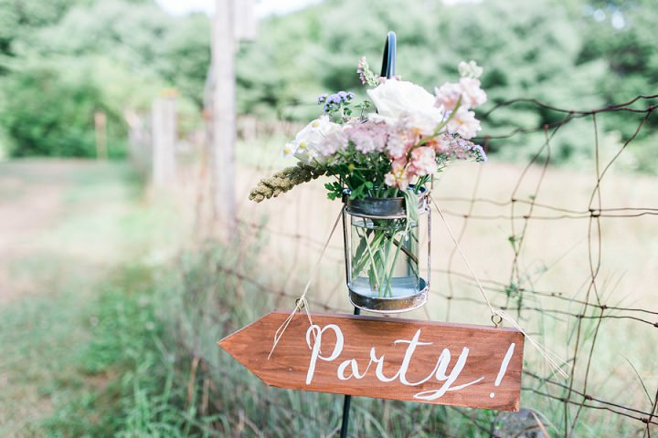 18 Outdoor Wedding, by Leah Fisher Photography