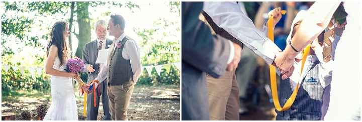 18 Woodland Wedding By Kelsie Low Photography