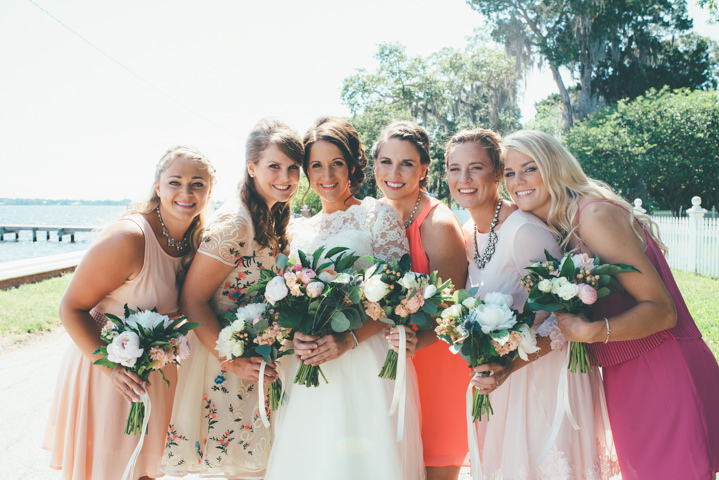 2 Outdoor Florida Wedding By Sadie and Kyle