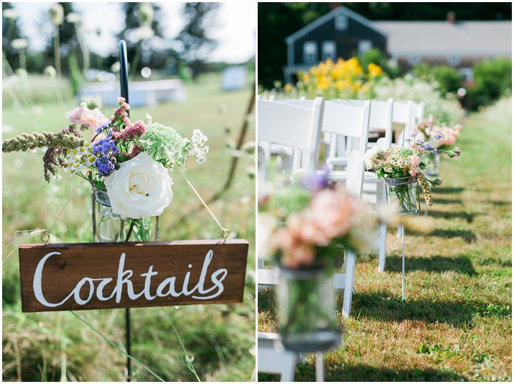 2 Outdoor Wedding, by Leah Fisher Photography