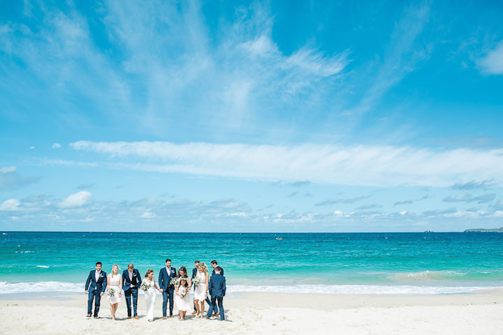 2 Stylish Cornish Wedding By Debs Ivelja
