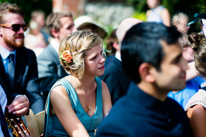21 Back Garden Tipi Wedding By Babb Photo