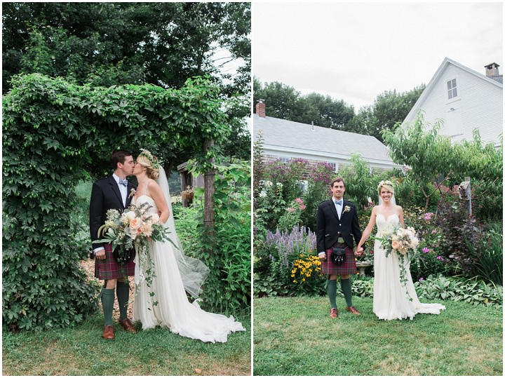 21 Outdoor Wedding, by Leah Fisher Photography
