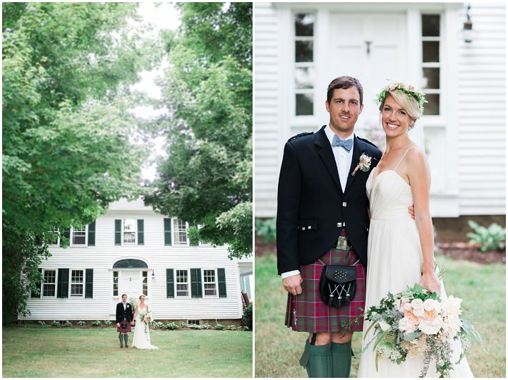 22 Outdoor Wedding, by Leah Fisher Photography