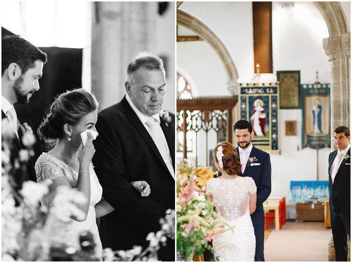 22 Stylish Cornish Wedding By Debs Ivelja