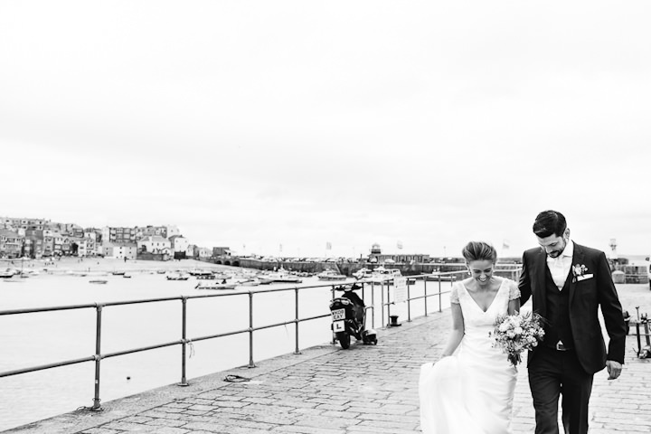 23 Stylish Cornish Wedding By Debs Ivelja