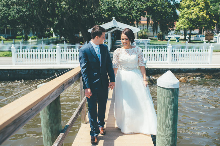 24 Outdoor Florida Wedding By Sadie and Kyle