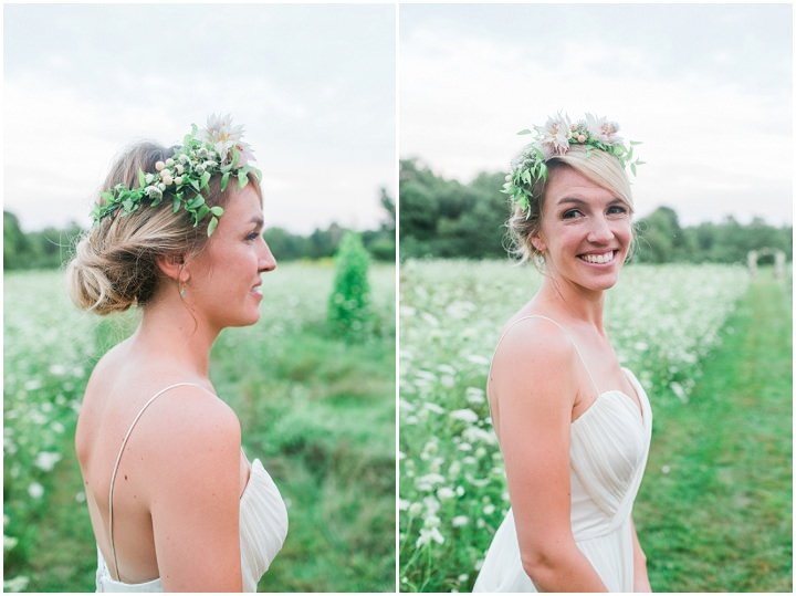 24 Outdoor Wedding, by Leah Fisher Photography
