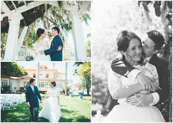 26 Outdoor Florida Wedding By Sadie and Kyle