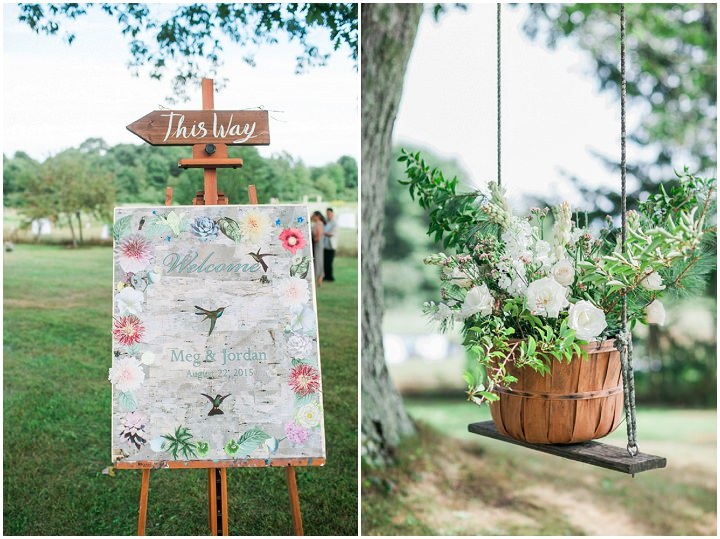 26 Outdoor Wedding, by Leah Fisher Photography