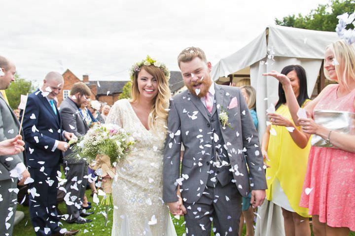 26 Summer Fete Wedding by Amrose Photography