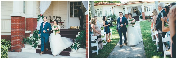 28 Outdoor Florida Wedding By Sadie and Kyle