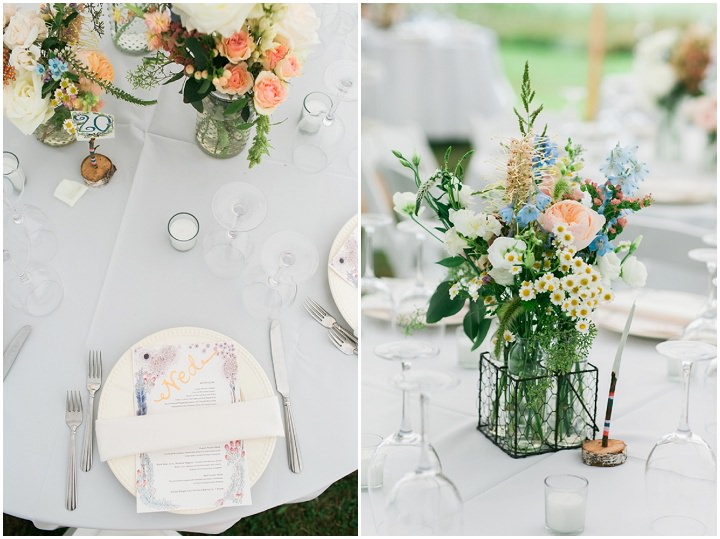 28 Outdoor Wedding, by Leah Fisher Photography