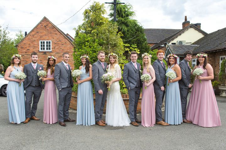 28 Summer Fete Wedding by Amrose Photography