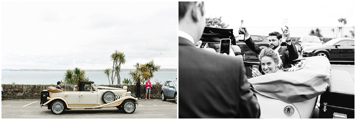 29 Stylish Cornish Wedding By Debs Ivelja