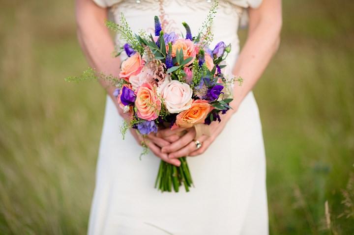 3 Back Garden Tipi Wedding By Babb Photo