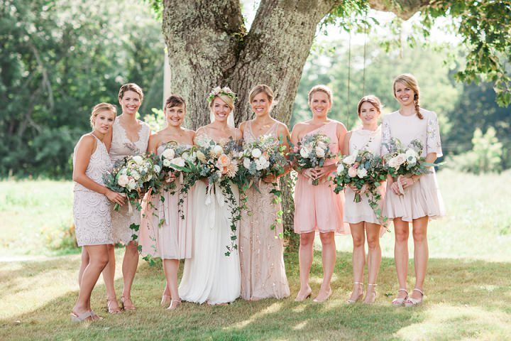 3 Outdoor Wedding, by Leah Fisher Photography