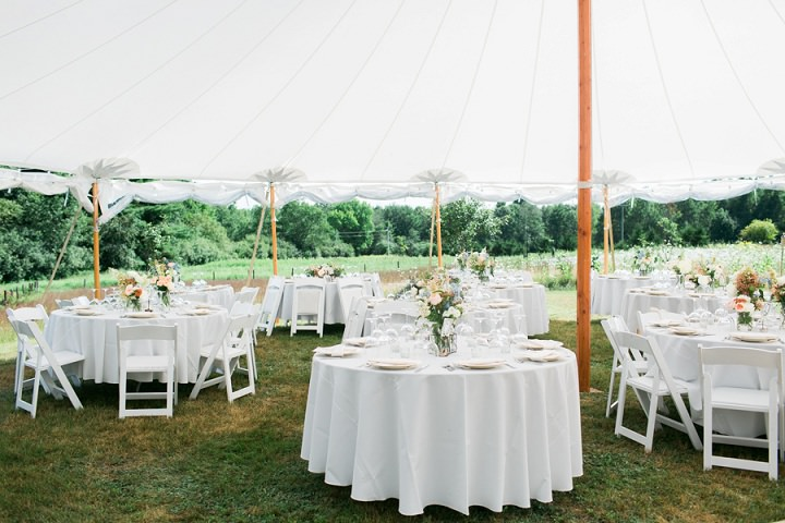 31 Outdoor Wedding, by Leah Fisher Photography