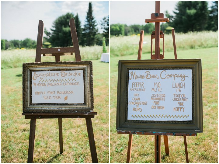 32 Outdoor Wedding, by Leah Fisher Photography