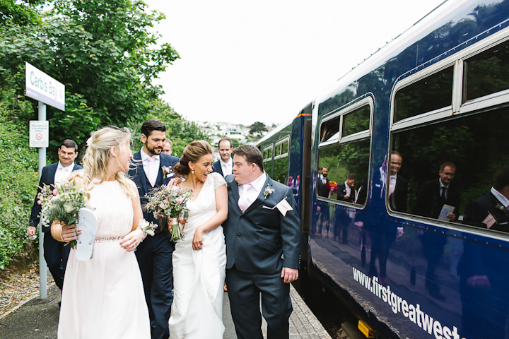 32 Stylish Cornish Wedding By Debs Ivelja