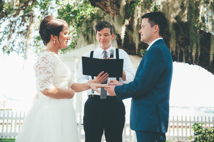 33 Outdoor Florida Wedding By Sadie and Kyle