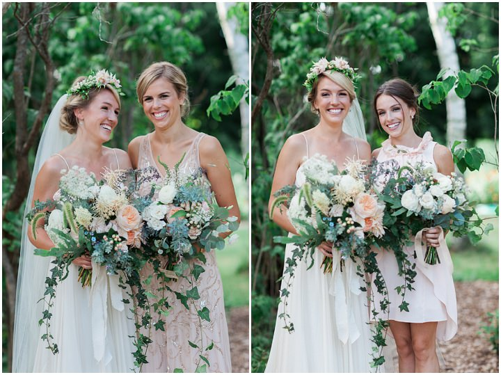 33 Outdoor Wedding, by Leah Fisher Photography