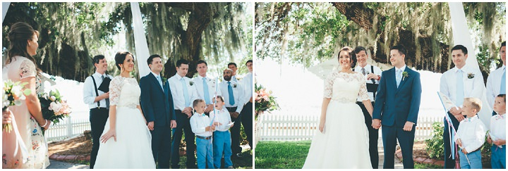 34 Outdoor Florida Wedding By Sadie and Kyle