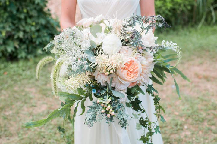 34 Outdoor Wedding, by Leah Fisher Photography