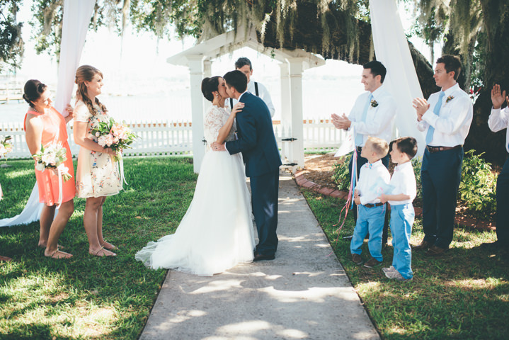 35 Outdoor Florida Wedding By Sadie and Kyle