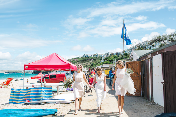 35 Stylish Cornish Wedding By Debs Ivelja