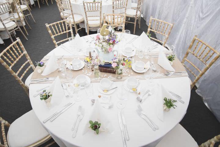 35 Summer Fete Wedding by Amrose Photography