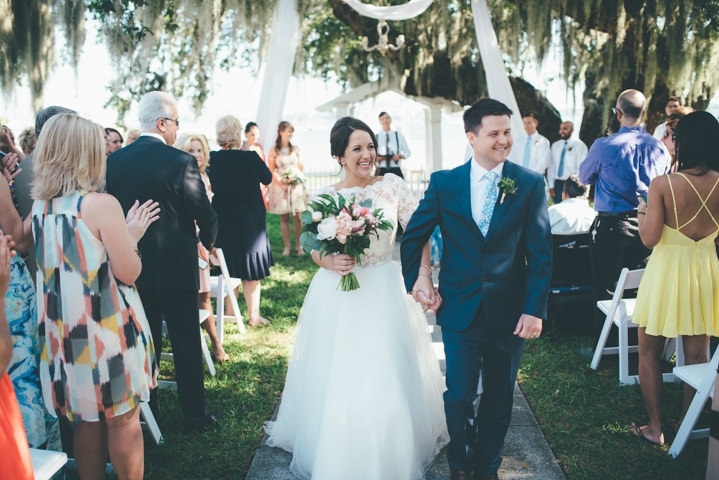 36 Outdoor Florida Wedding By Sadie and Kyle