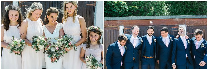 36 Stylish Cornish Wedding By Debs Ivelja