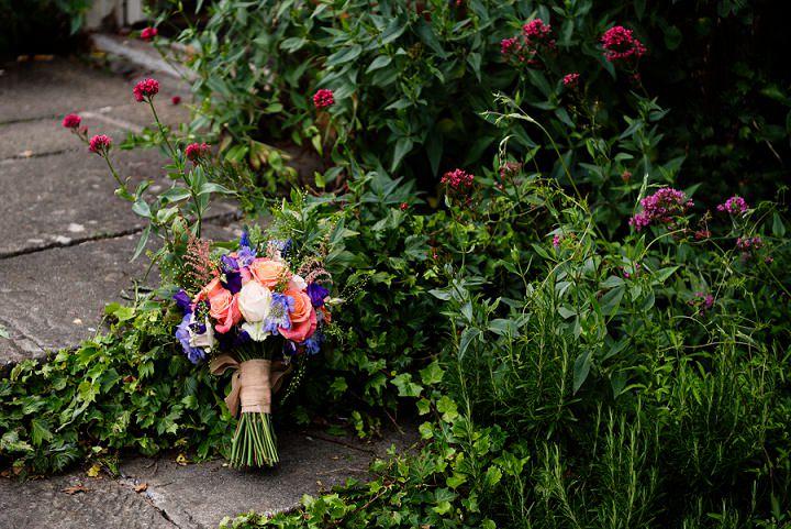 37 Back Garden Tipi Wedding By Babb Photo