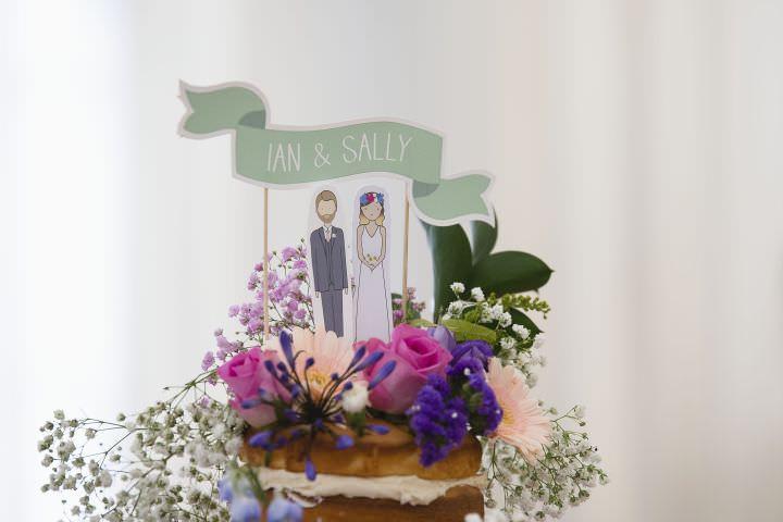 38 Summer Fete Wedding by Amrose Photography