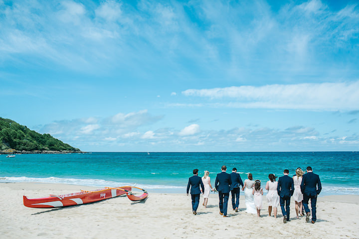 39 Stylish Cornish Wedding By Debs Ivelja