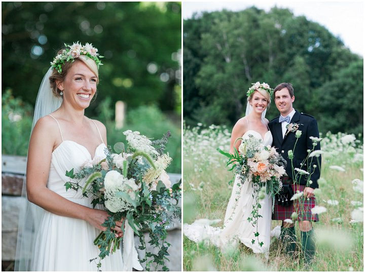 4 Outdoor Wedding, by Leah Fisher Photography