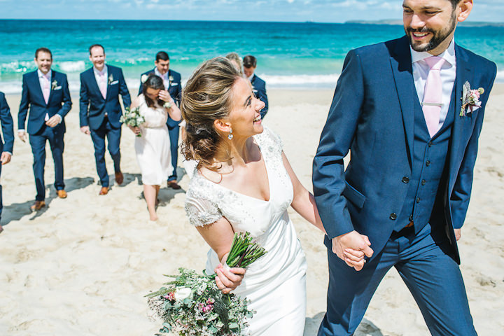 40 Stylish Cornish Wedding By Debs Ivelja