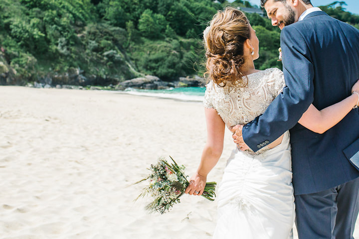 41 Stylish Cornish Wedding By Debs Ivelja