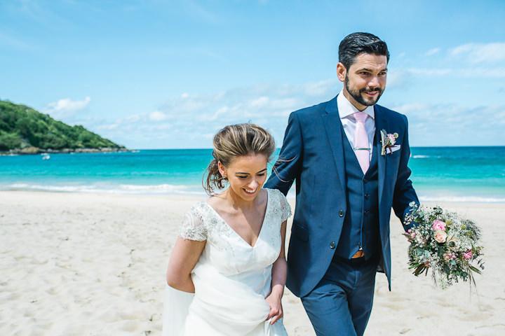 42 Stylish Cornish Wedding By Debs Ivelja