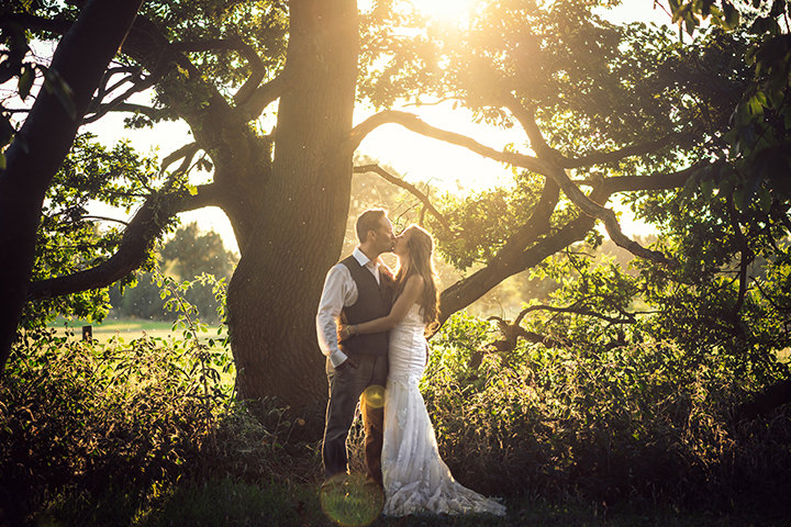 42 Woodland Wedding By Kelsie Low Photography