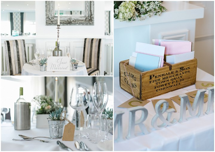 46 Stylish Cornish Wedding By Debs Ivelja