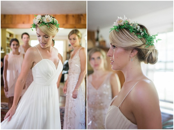 5 Outdoor Wedding, by Leah Fisher Photography