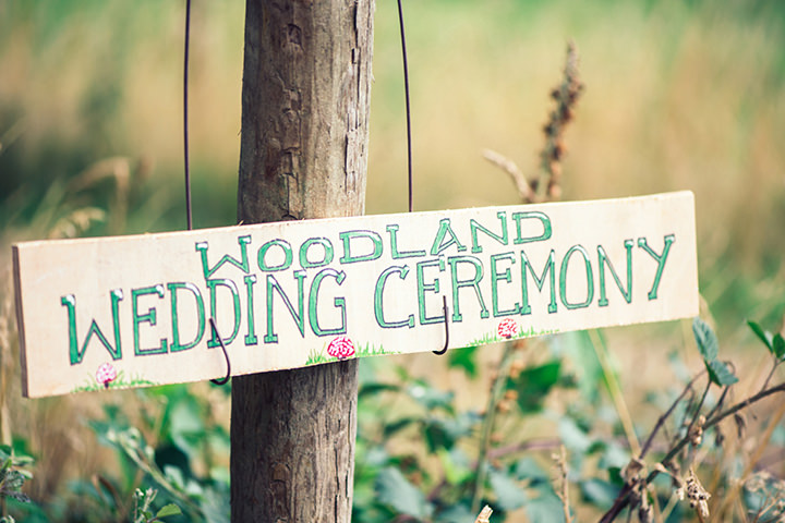 5 Woodland Wedding By Kelsie Low Photography