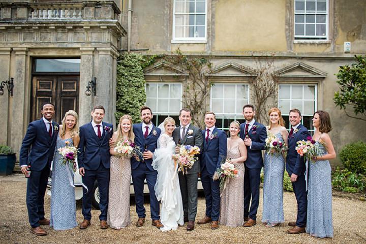 52 Spring Wedding By Binky Nixon Photography