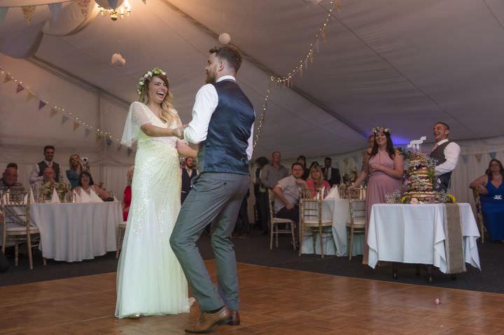 54 Summer Fete Wedding by Amrose Photography