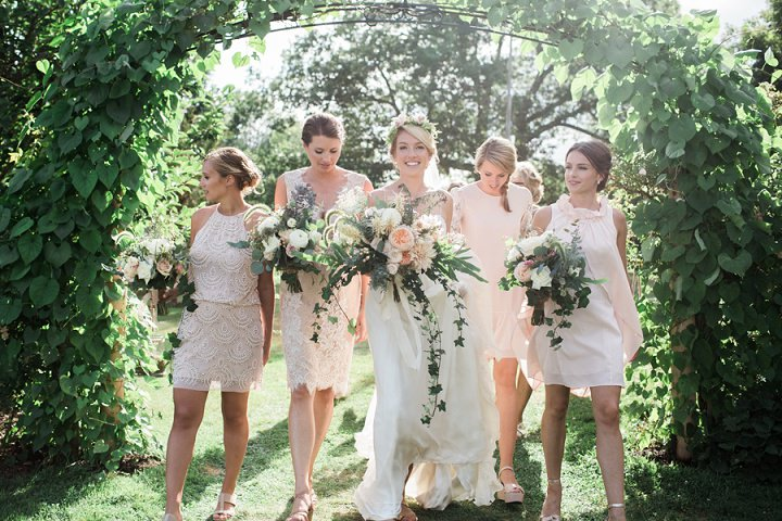 6 Outdoor Wedding, by Leah Fisher Photography