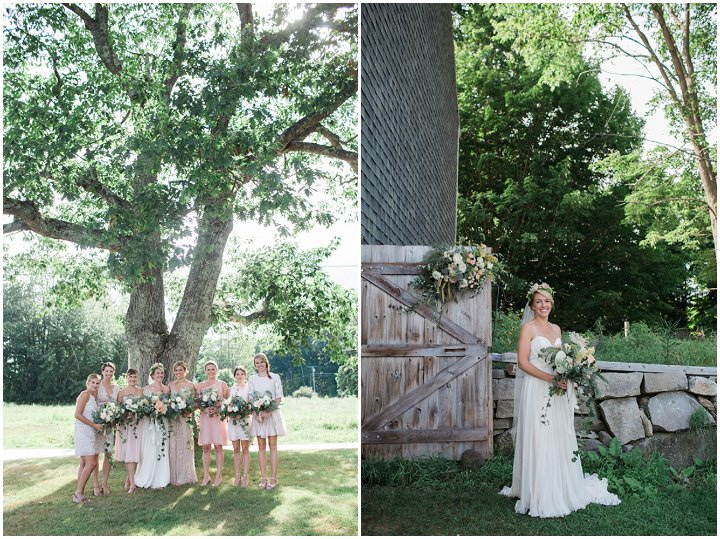 8 Outdoor Wedding, by Leah Fisher Photography