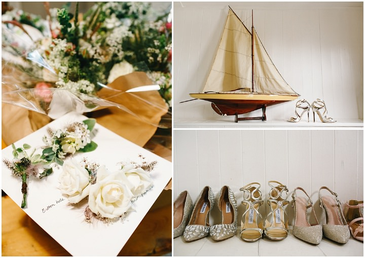 8 Stylish Cornish Wedding By Debs Ivelja